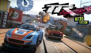 Pré-encomendado Table Top Racing NITRO Edition para Nintendo Switch 1