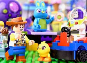 LEGO Toy Story 4 - Carnaval Mania $ 29.69 5