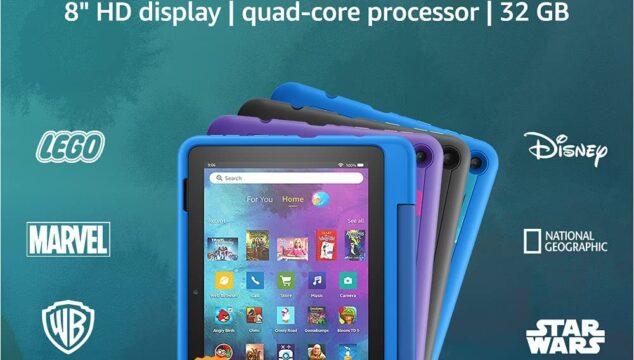 fire tablet hd deal